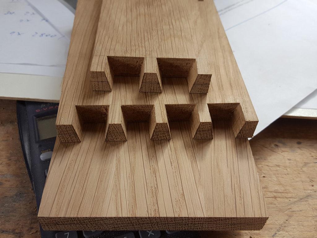 Möbelbau-Schubkasten