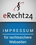 eRecht Impressum